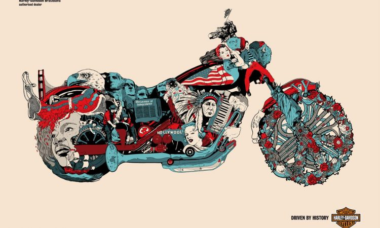 Harley to nie motocykl, to styl życia